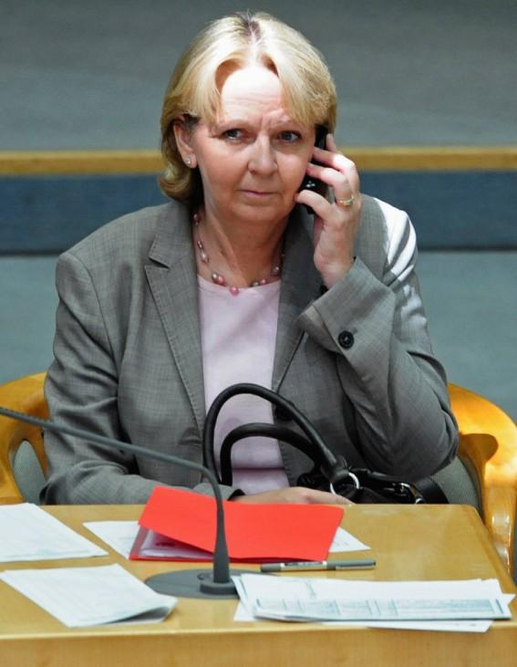 Landtagssitzung in NRW