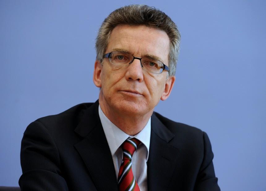 Thomas de Maziere