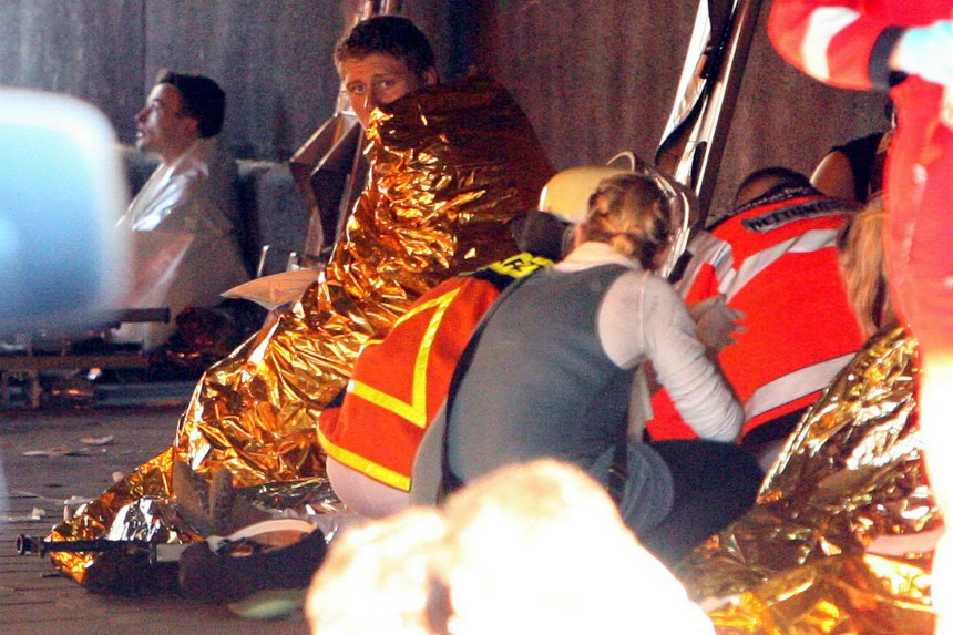 At Least 15 Die After Stampede At Love Parade