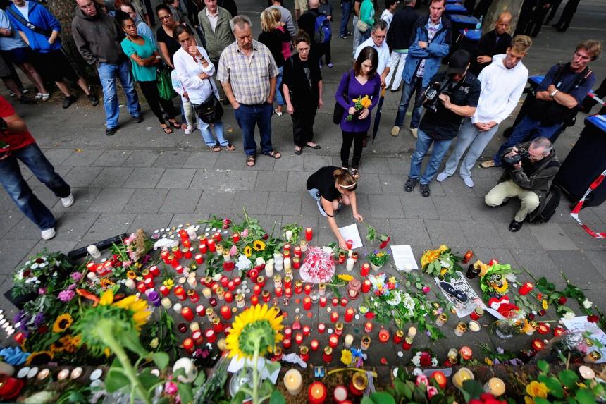 Trauer nach Katastrophe bei der Loveparade