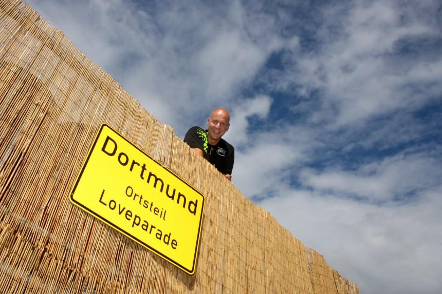 Loveparade in Dortmund - 'Highway to love'