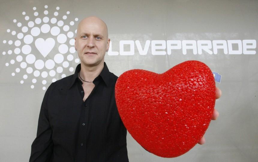 Pressekonferenz Loveparade 2007