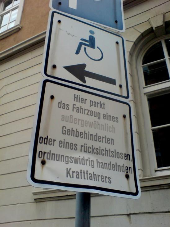 Fotowettbewerb 2010 Reise sueddeutsche.de Woche 1 Kuriose Schilder