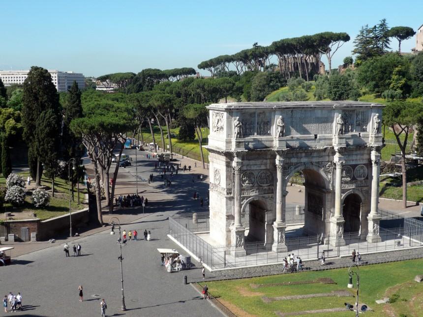 Mehr Touristen als Rettung? Rom und sein Kolosseum