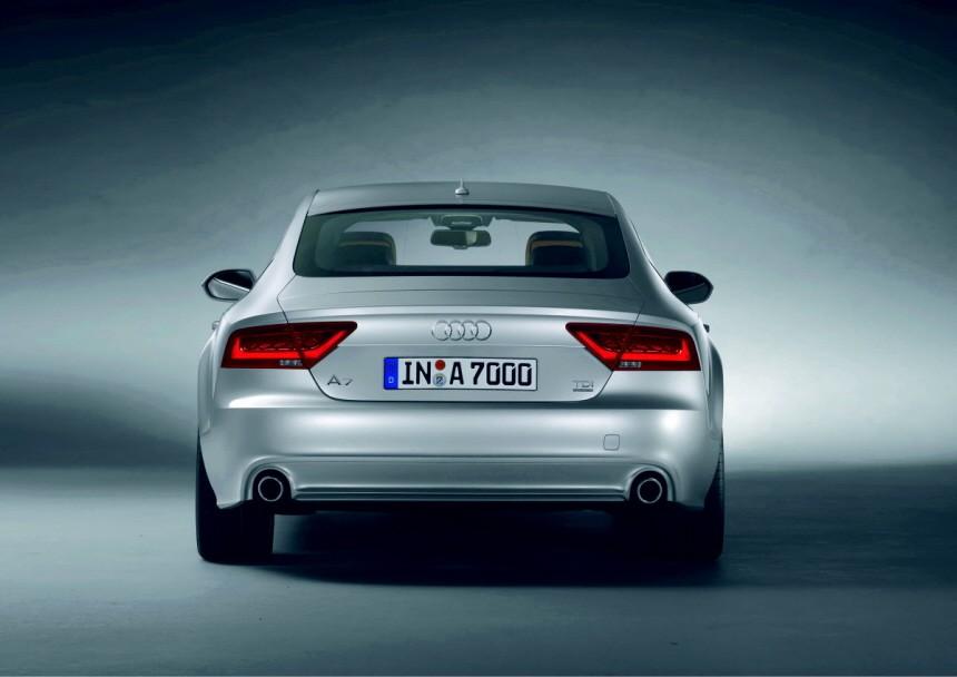 Audi A7 Weltpremiere