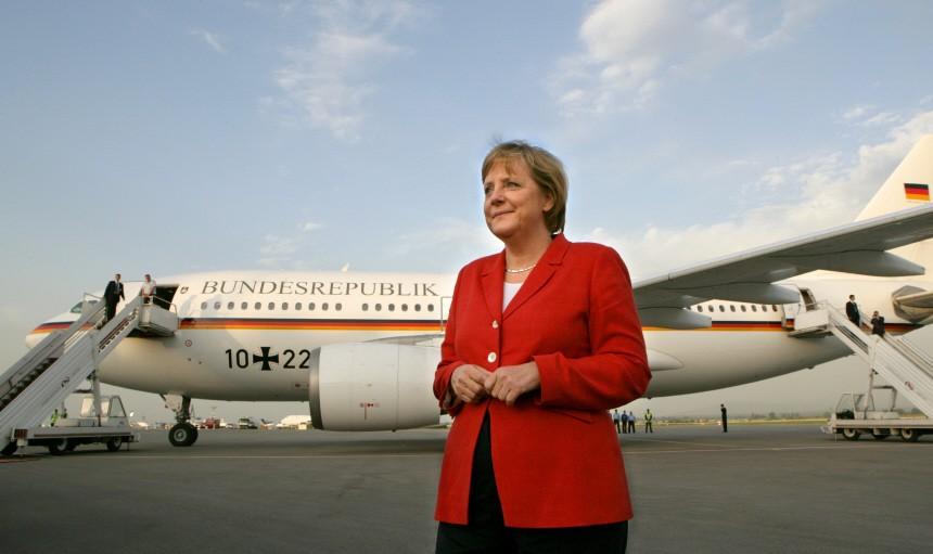 """´Forbes"""": Merkel mächtigste Frau der Welt"""