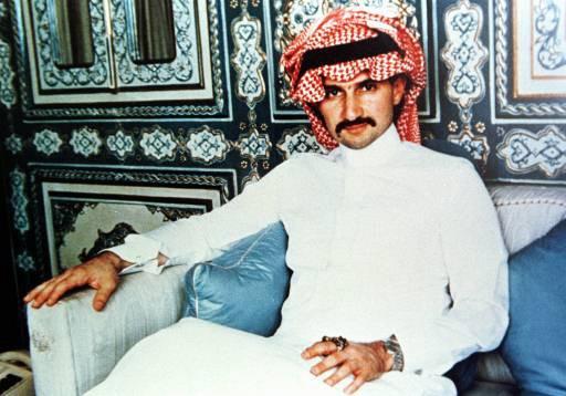 Al-Waleed bin Talal bin Abdul Aziz al-Saud