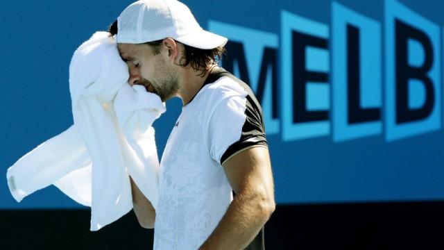Australian Open - Nicolas Kiefer ausgeschieden