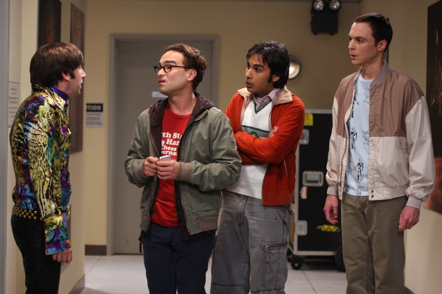 Big Bang Theory © Warner Bros. Entertainment Inc.