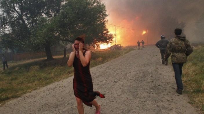 Brände in Russland, Reuters