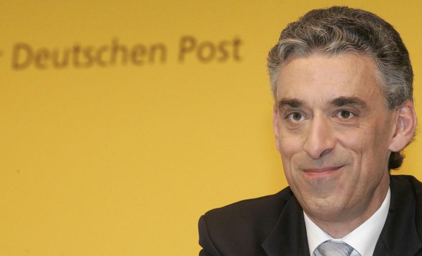 Deutsche Post praesentiert E-Postbrief