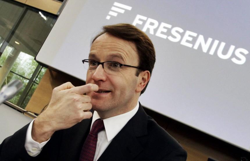 Jahrespressekonferenz von Fresenius
