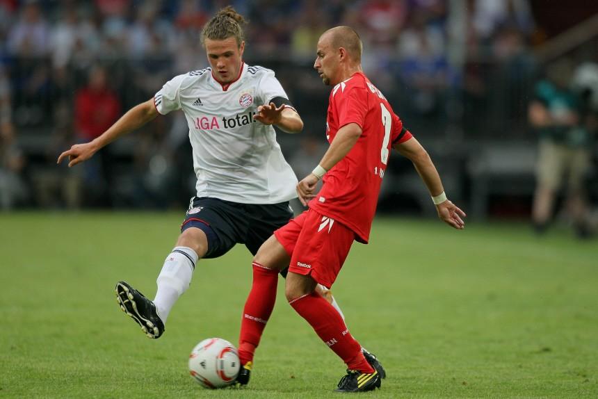 Bayern Muenchen v 1. FC Koeln - LIGA total! Cup 2010