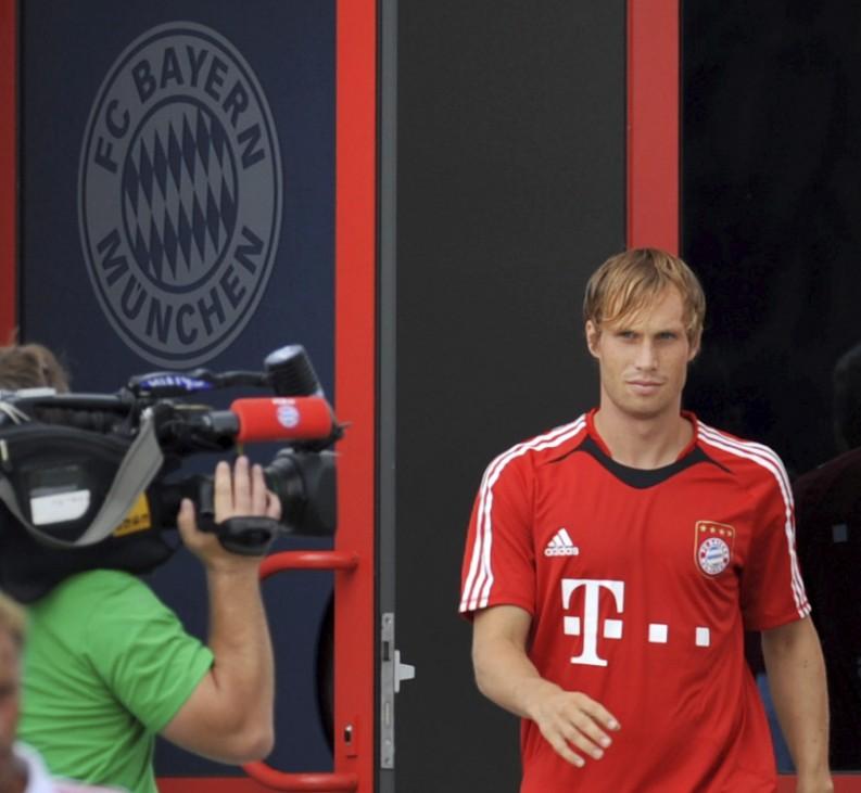FC Bayern - Andreas Ottl
