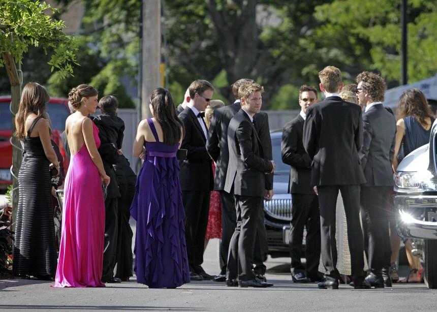 Rhinebeck, NY Prepares For The Wedding Of Chelsea Clinton & Marc Mezvinsky