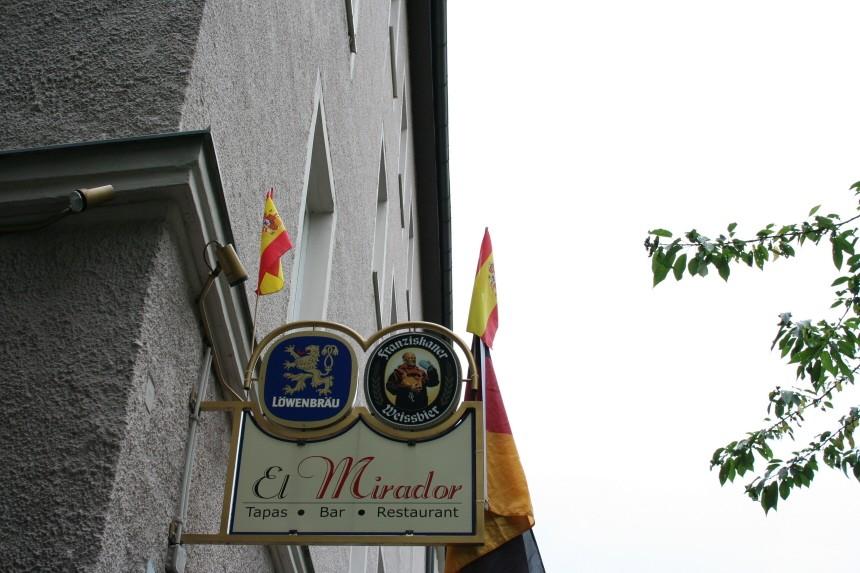 El Mirador Restaurant München