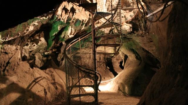 Schauhöhlen in Deutschland, Segeberger Kalkhöhle