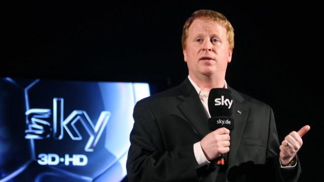 """Sky-Deutschland-Chef Brian Sullivan: Brian Sullivan, Chef von Sky Deutschland: """"Unsere Kunden verdienen Konsistenz."""""""