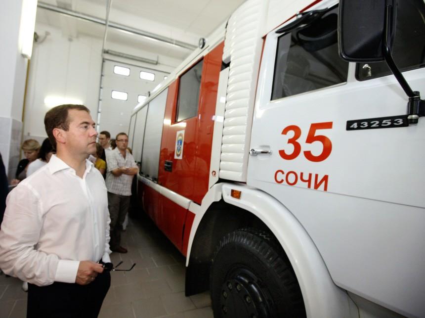 Dmitrij Medwedjew, AFP