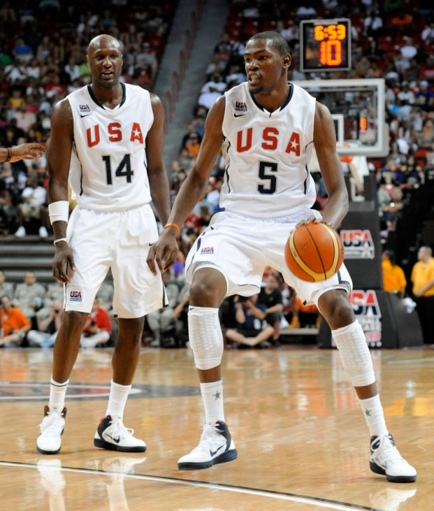 USA Basketball Showcase