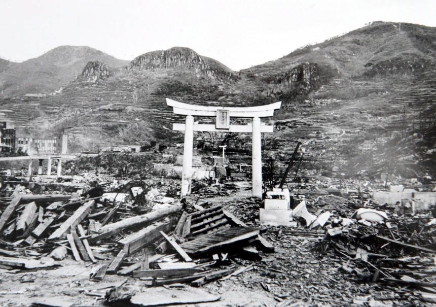 65. Jahrestag des Atombombenabwurfs auf Hiroshima und Nagasaki