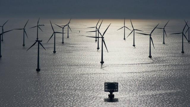 Bundesregierung plant 40 Offshore-Windparks in Nordsee und Ostsee