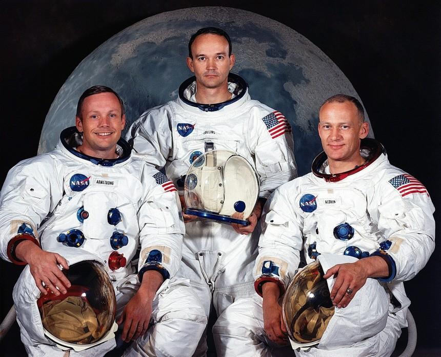 "´Mann im Mond"" mit Rätseln - Neil Armstrong wird 80"