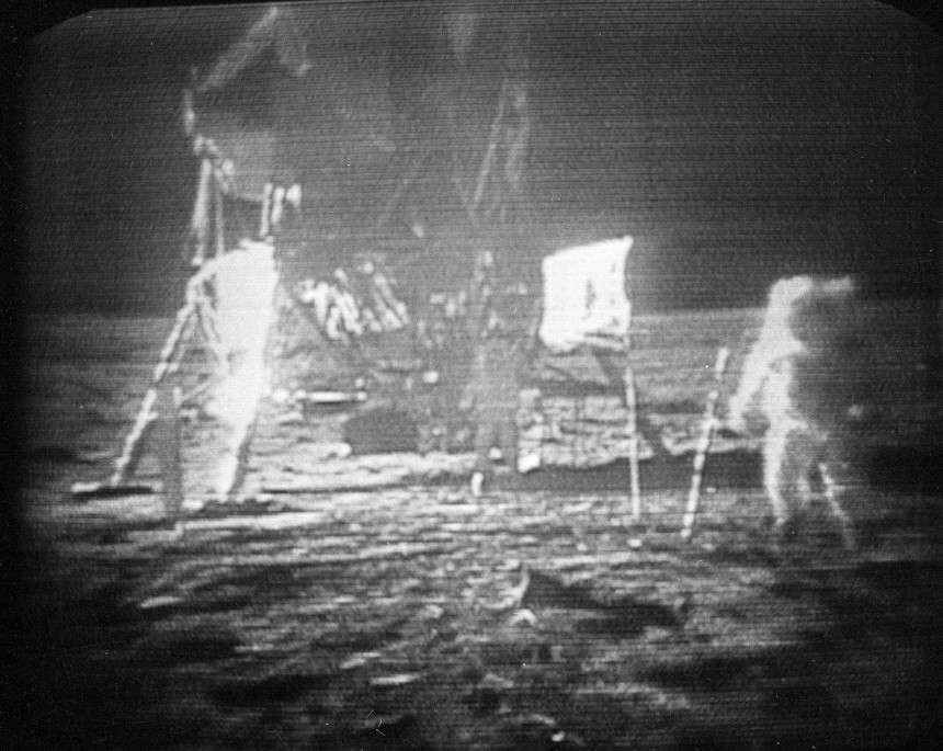 Neil Armstrong, Edwin Aldrin