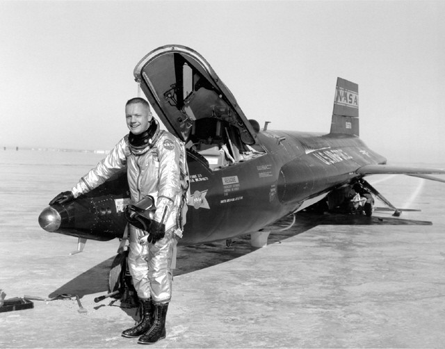Armstrong and X-15