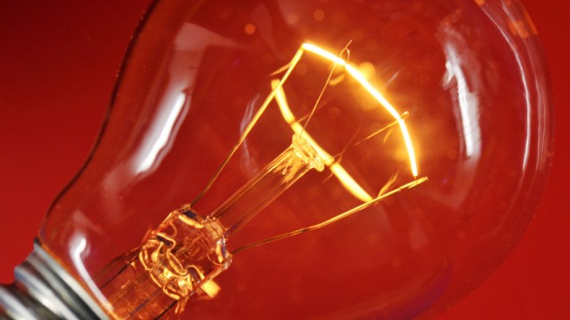 Licht aus für die alte Glühbirne