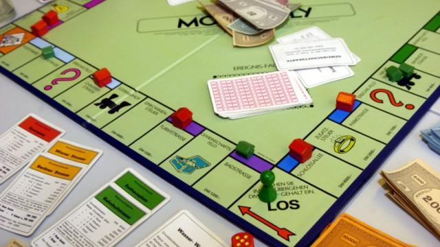 Gesellschaftsspiel 'Monopoly' wird 70