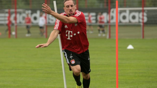 Bayern Muenchen - Training Session