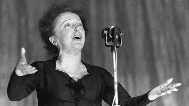 Édith Piaf, 1960