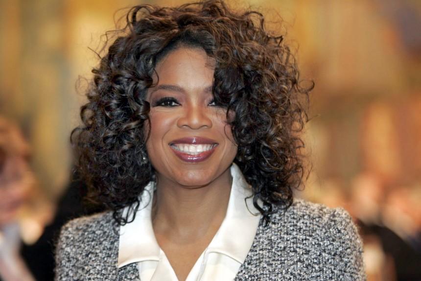 """Oprah Winfrey führt ´Forbes""""-Liste von Promis weltweit an"""