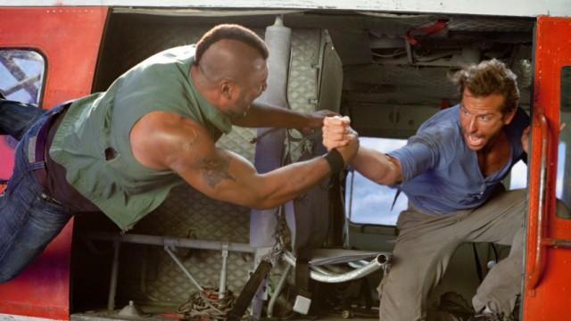 Quinton Jackson, Bradley Cooper