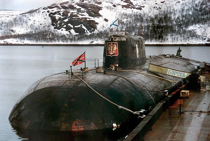 Vor zehn Jahren sank das U-Boot 'Kursk'
