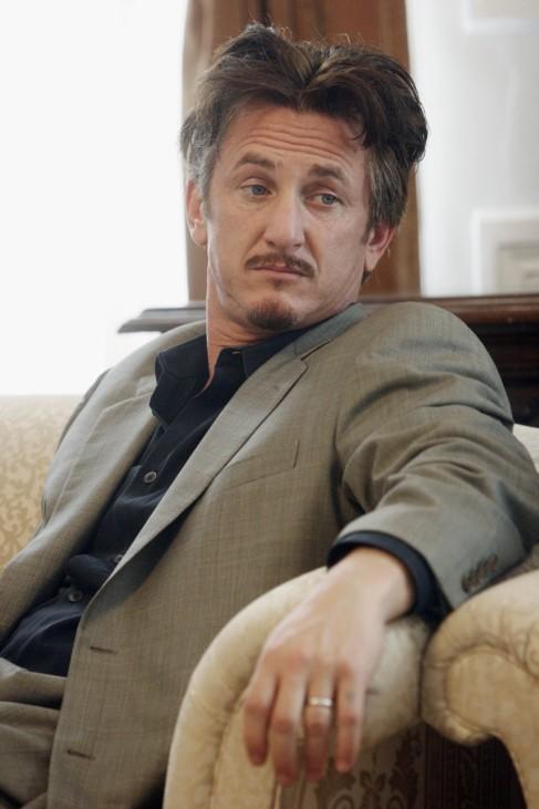 Sean Penn Reports For San Francisco Chronicle In Iran