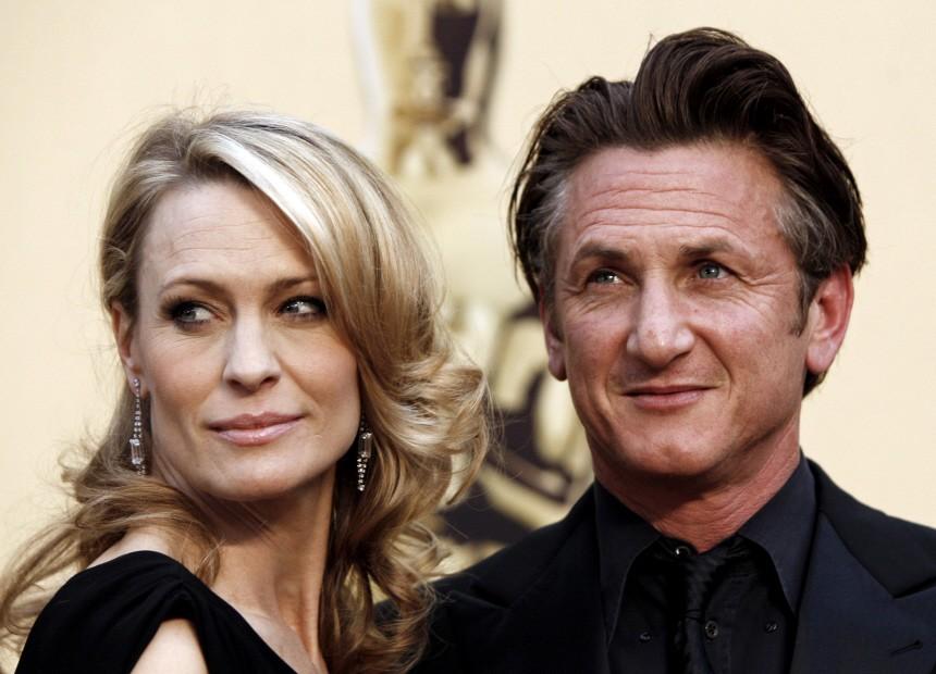 Robin Wright Penn, Sean Penn