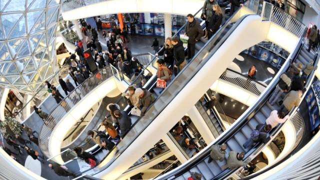 Konsum eventuell doch Wachstumsmotor in 2010