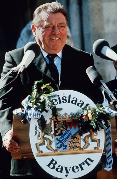 Vor 20 Jahren starb Franz Josef Strauß