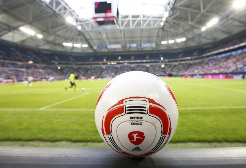 Fussball 1.Bundesliga FC SCHALKE 04 - Hamburger SV