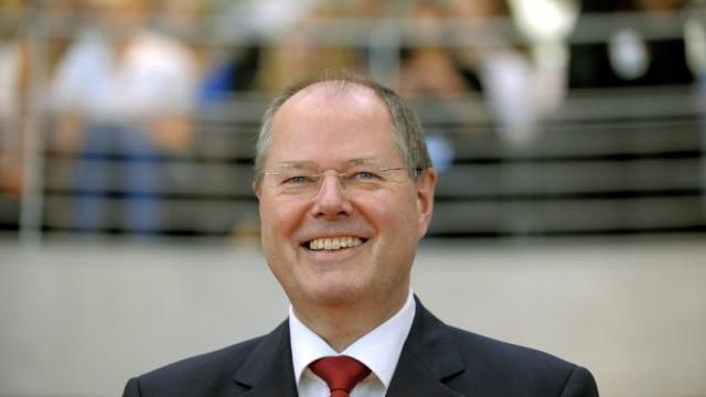 HRE-Untersuchungsausschuss befragt Peer Steinbrück
