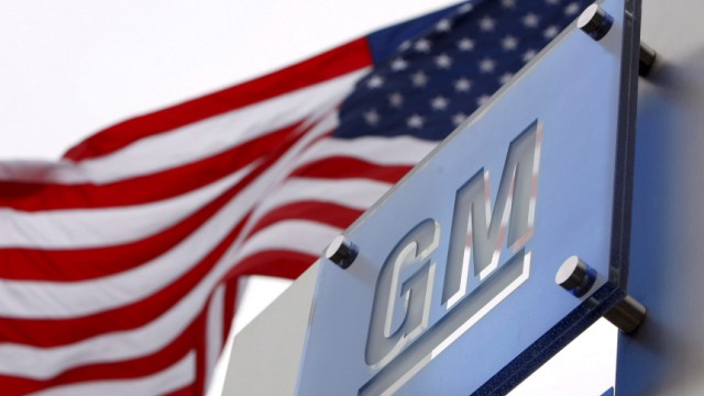 GM stößt Börsengang an - Deutsche Bank dabei