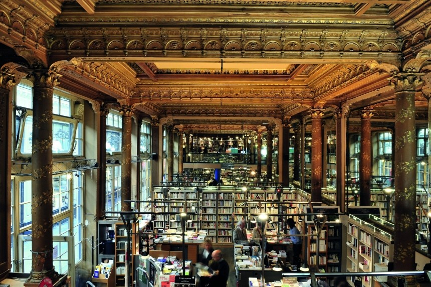 Die schönsten Buchhandlungen Europas