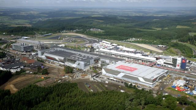 Eröffnung Nürburgring 2009