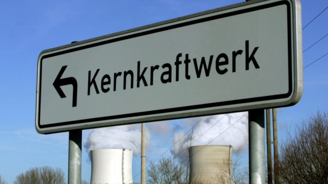Nebel um Atomkraftwerk soll Anschlag verhindern