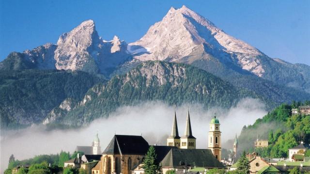 Bergsteigen Watzman Berchtesgadener Land