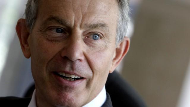 Ex-Premier als Großverdiener: Das Vermögen Tony Blairs und seiner Ehefrau Cherie wird auf etwa 20 Millionen Pfund geschätzt. Dazu gehören auch Immobilien in bester Londoner Innenstadtlage.