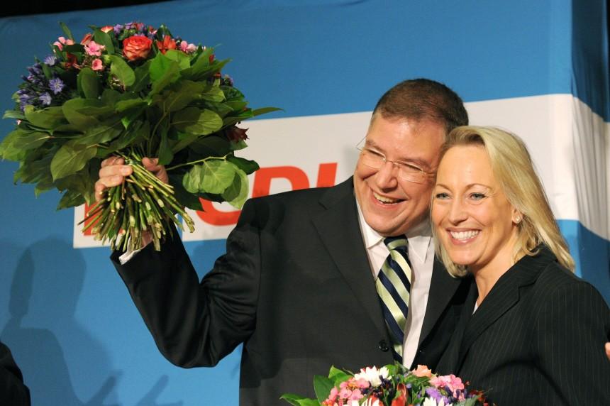 CDU-Parteitag in Hamburg