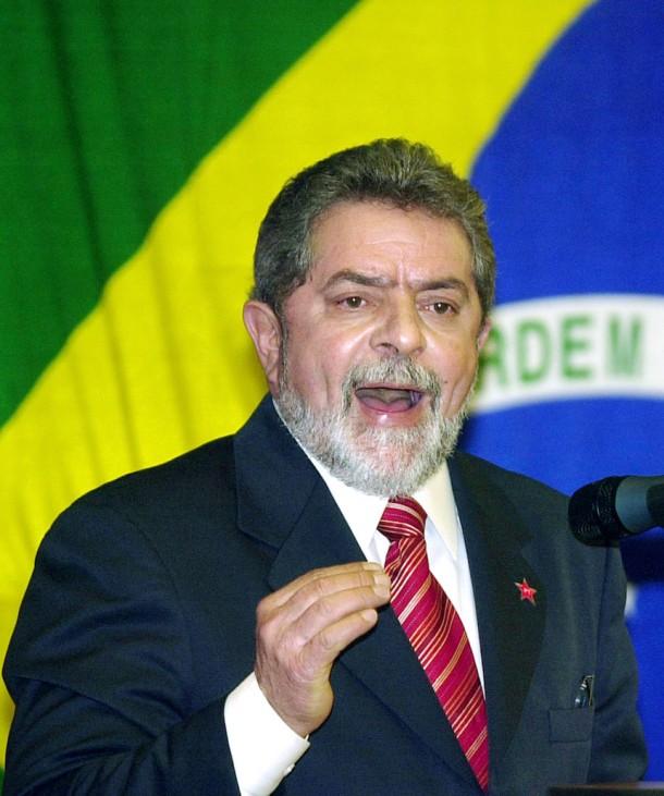 Luiz Inacio Lula da Silva, 2002